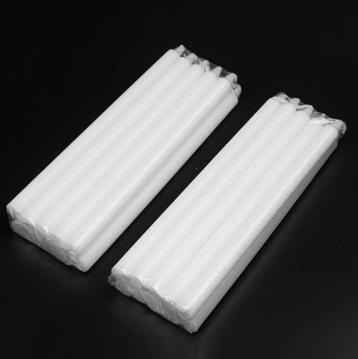 Smokeless candles, common long pole candles